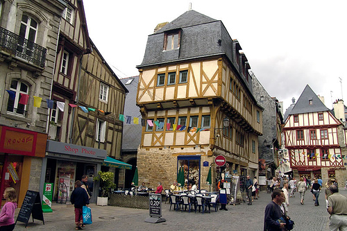 Beautiful Homes Photo Gallery Vannes And Its Ramparts Camping Penestin By The Sea